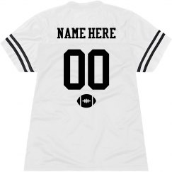 Customize Your Own Football Jersey