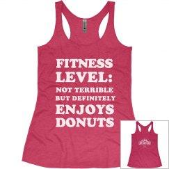 LOVES DONUTS