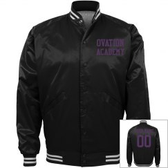 Ovation Baseball Tee