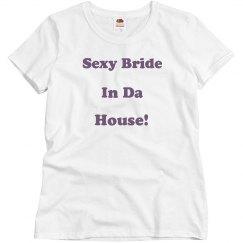 Sexy Bride in da House