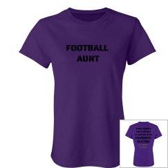 Football Aunt
