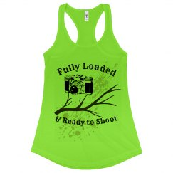 """""""Fully Loaded"""" Neon Tank"""