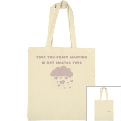 CLASSIC CLOUDIECREW TIME TOTE