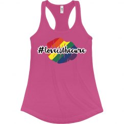#loveisthecure racer backs