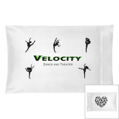 VELOCITY Pillowcase