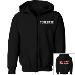 Customizable EOSOD Youth Zip Up