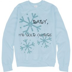 Baby Its Cold Outside Simple