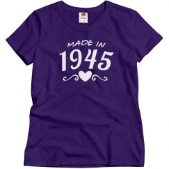 Made in 1945