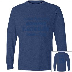 Twirler Senior Day Men's Long Sleeve