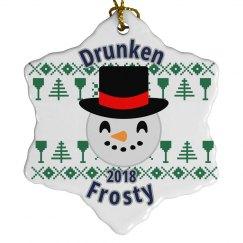 Drunken Frosty