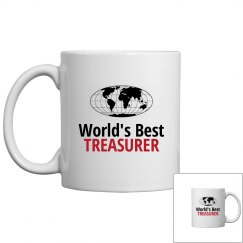 World's best Treasurer