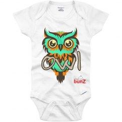 Owl Infant Onesie