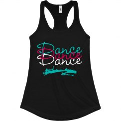 Dance, Dance tank