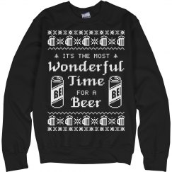Ugly New Year's Sweater