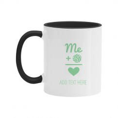 Vollyball Love Mug