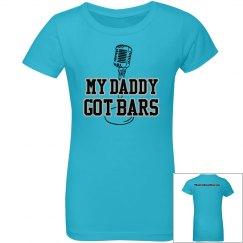 Daddy got bars