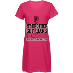Bro Got bars dress
