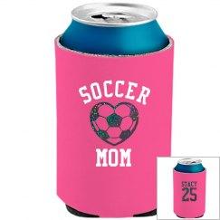Glitter Soccer Mom