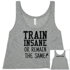 Train Insane-Adult