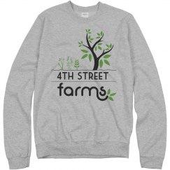 4th Street Farms Unisex Sweatshirt