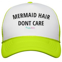 Mermaid Trucker - Bowties&Pearls