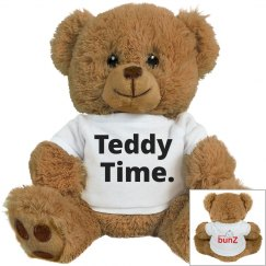 Teddy Time Bear