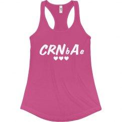 Women's Tank: CRNbAe