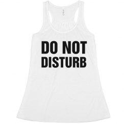 Do Not Disturb My Sleep