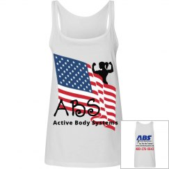 Abs tank ladies