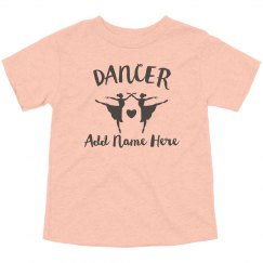Little Dancer Custom Name
