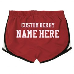 Custom Roller Derby Shorts