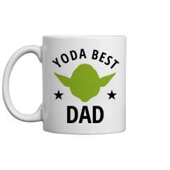 Father's Day Yoda Best Dad Pun