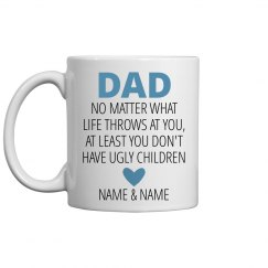 Funny Father's Day Gift From Kids