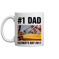 Custom Photo #1 Dad Father's Day