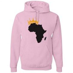African Kings and Queens Hoodie