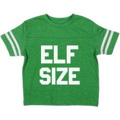 I'm Elf Size Toddler Tee