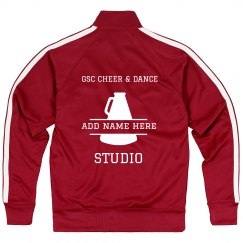 GSC Cheer Club Jacket