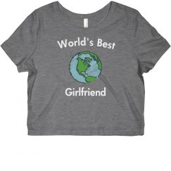 World's best girlfriend
