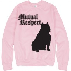 mutual respect hoodie