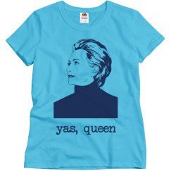 Yas Queen Hillary