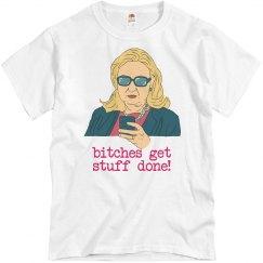 Hillary Get Stuff Done