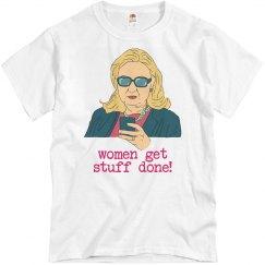 Women Get Stuff Done