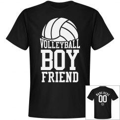 Volleyball Boyfriend Shirt