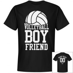 Volleyball Boyfriend Shirt