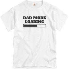Dad Mode Loading