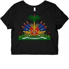 Ayiti Crop Top