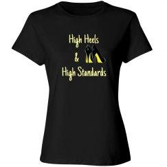 High Heels & High Standards