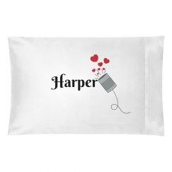 Harper Pillowcase