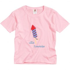 Little Firecracker~July 4th