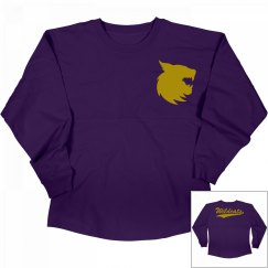 Weimar wildcats long sleeve shirt.
